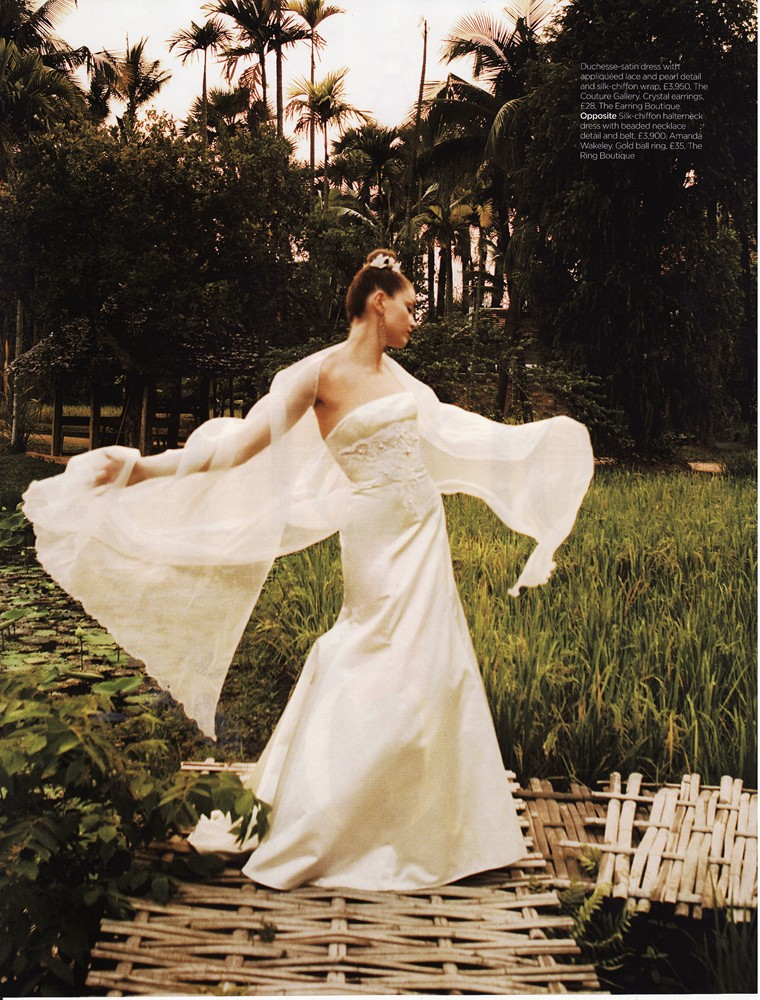 Brides Magazine 2010 - Soraya Gown