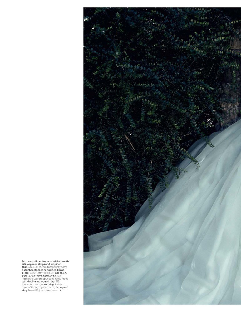 Brides Jan/Feb 2013 - Jezebel Gown - 1/2