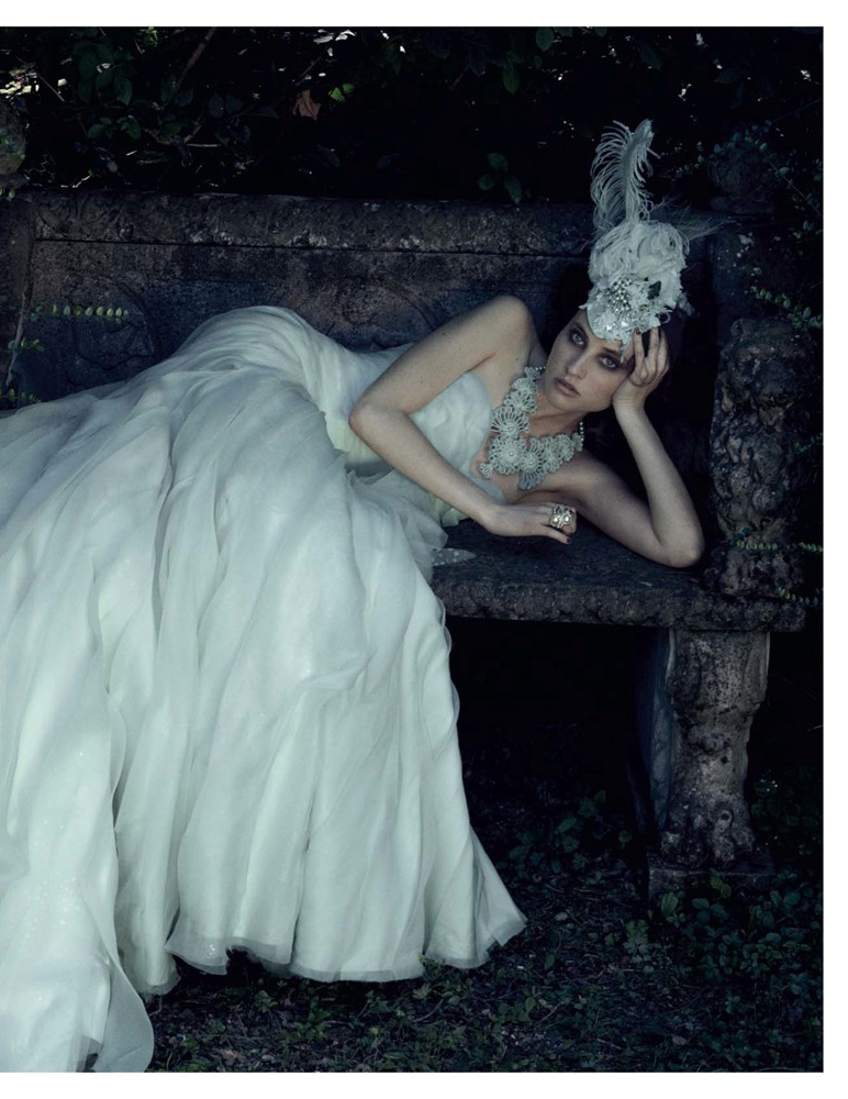 Brides Jan/Feb 2013 - Jezebel Gown - 2/2