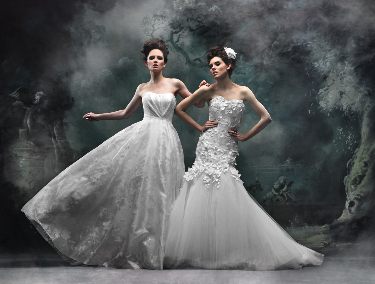 Anthophoros — The Couture Gallery - wedding dress boutique in ...