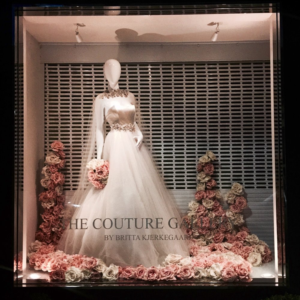 The Couture Gallery Bridal Shop London