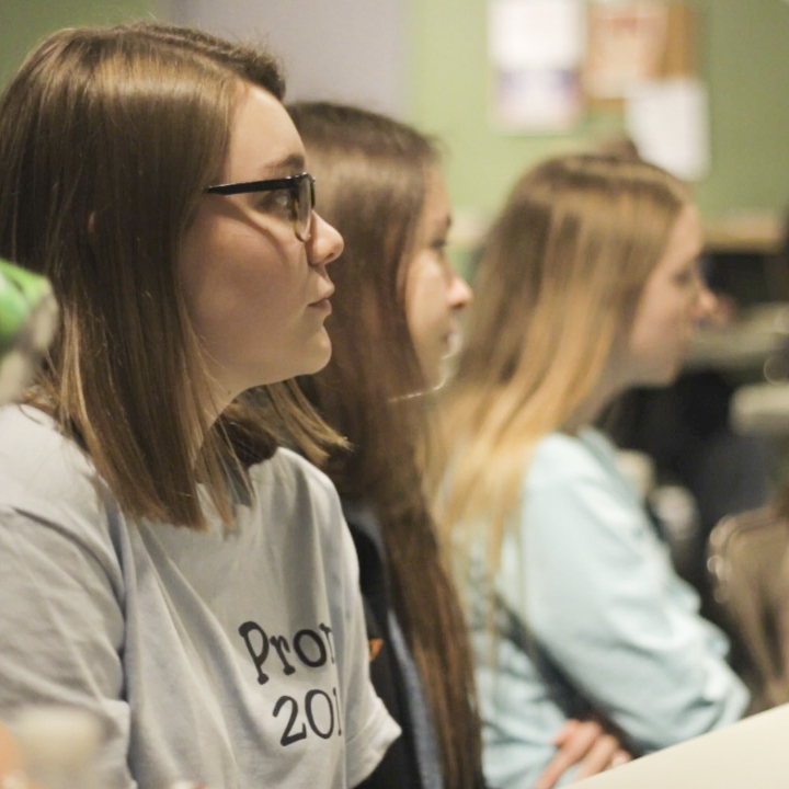 Heart for God Students - Heart for God Students is where your student can belong. Our ministry is for 6th-12th graders gives students a fun place to connect with God and others, so they will lead the next generation of the church and change the world.