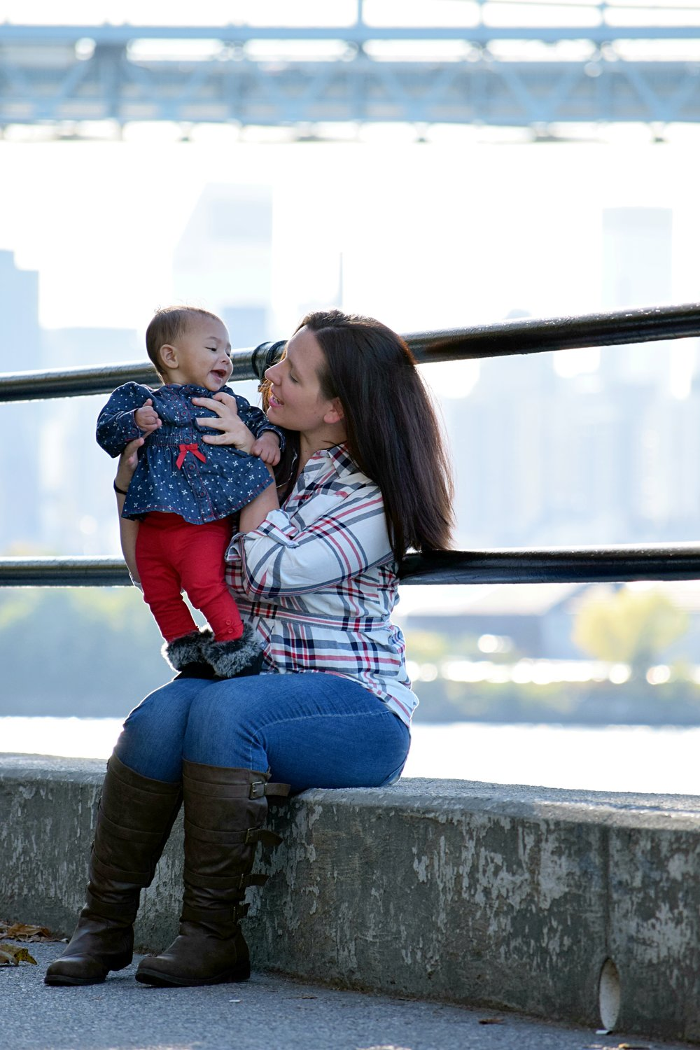 Mommy and Me Portrait Photography NYC Connecticut