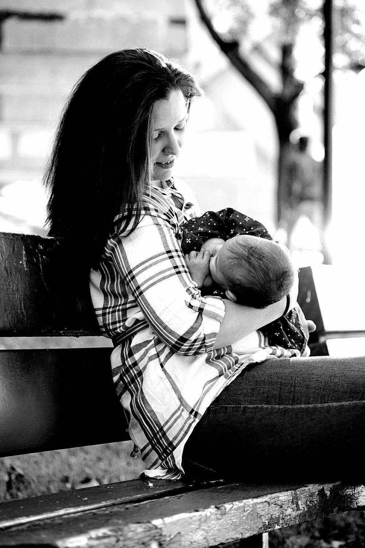 Motherhood Breastfeeding Portrait Photography NYC Connecticut