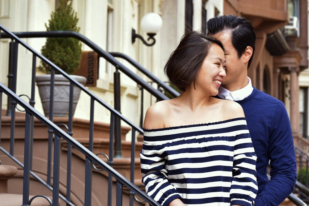 City Chic Engagement Photography Magazine Cover NYC