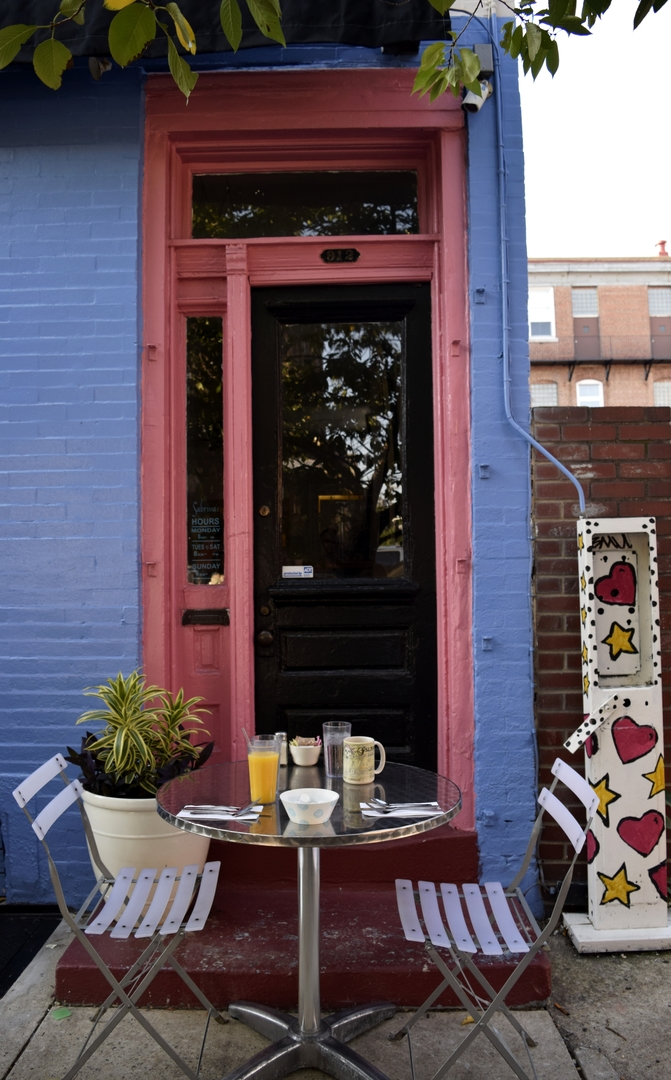 Cute Brunch Spot!