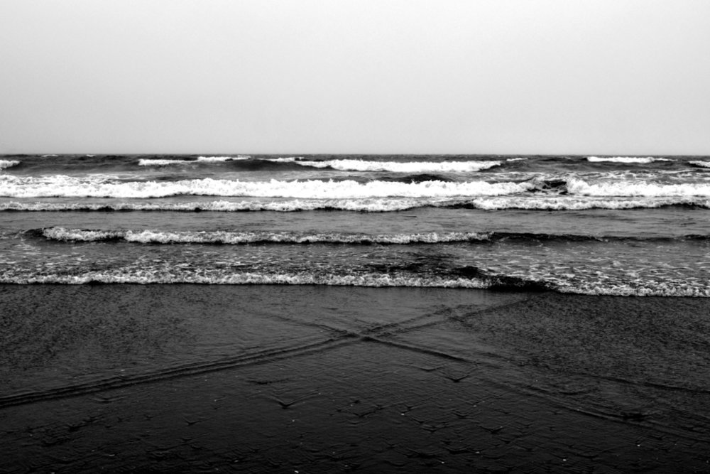 landscape photography nantasket beach waves during a storm
