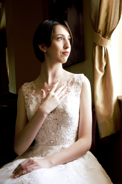 bridal portrait wedding photographer connecticut new york the library wine bar and bistro wallingford