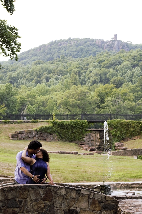 Engagement Photography Session, Hubbard Park, Meriden, Connecticut