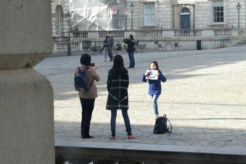 I was delighted to be invited to run a day workshop for families at Somerset House in March 2017. The worksop was based around my Memory Maker pieces (see bellow). I came up with a series of questions and prompts which enabled participants to imagine the pieces however they chose to. Thanks to Somerset House for giving me this opportunity to share my shapes!