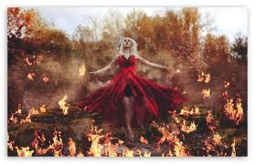 girlonfire