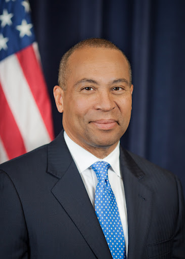 Massachusetts Gov. Deval Patrick