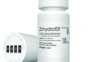 Zohydro enters a crowded opioid marketplace