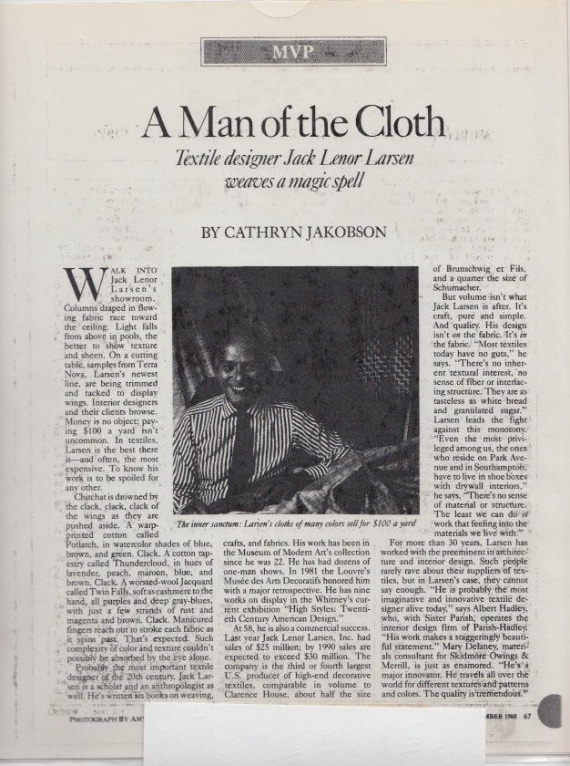 Man of the Cloth 1