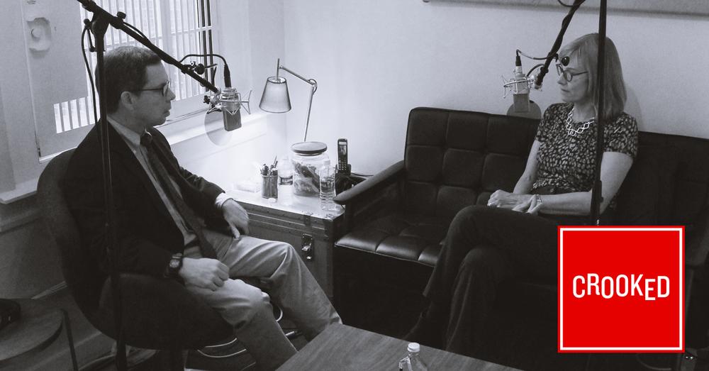 Dr. Rashbaum and I met up at The Sound Distillery