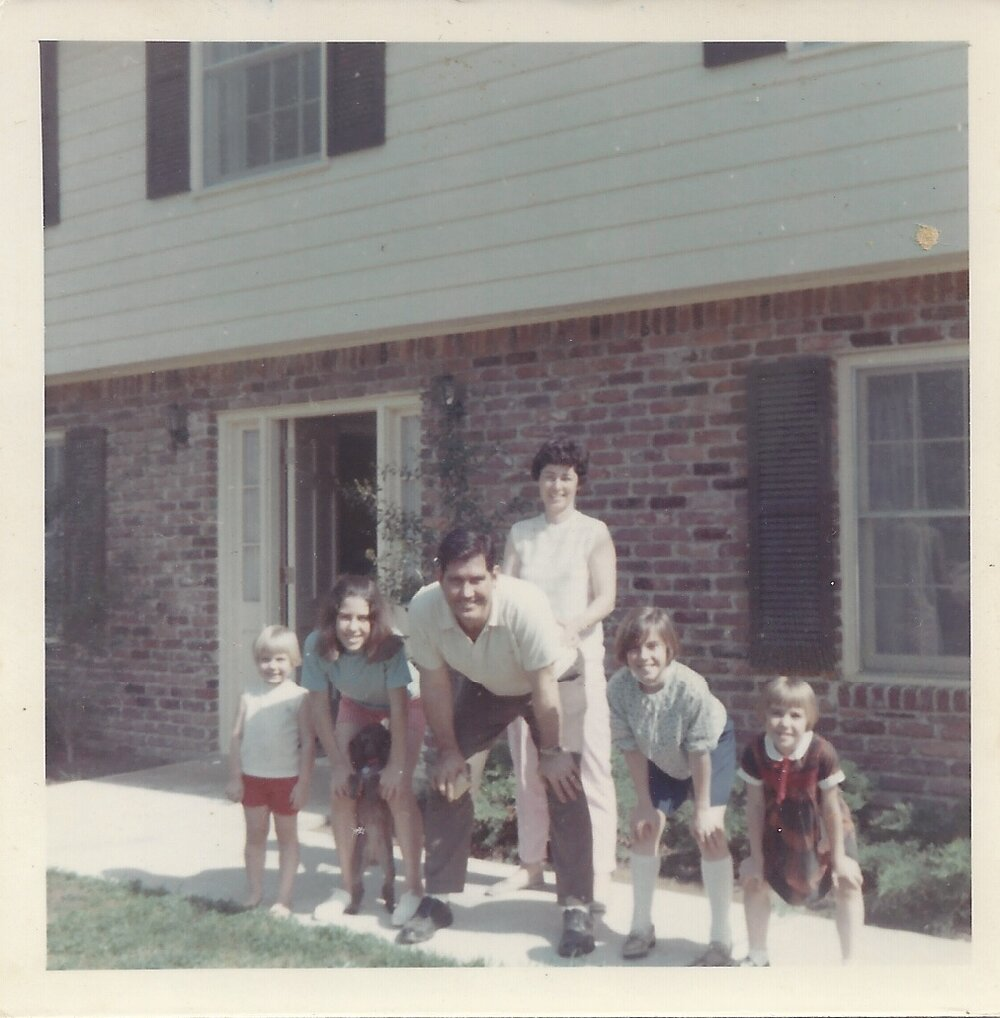 The Carpenter Family, 1967