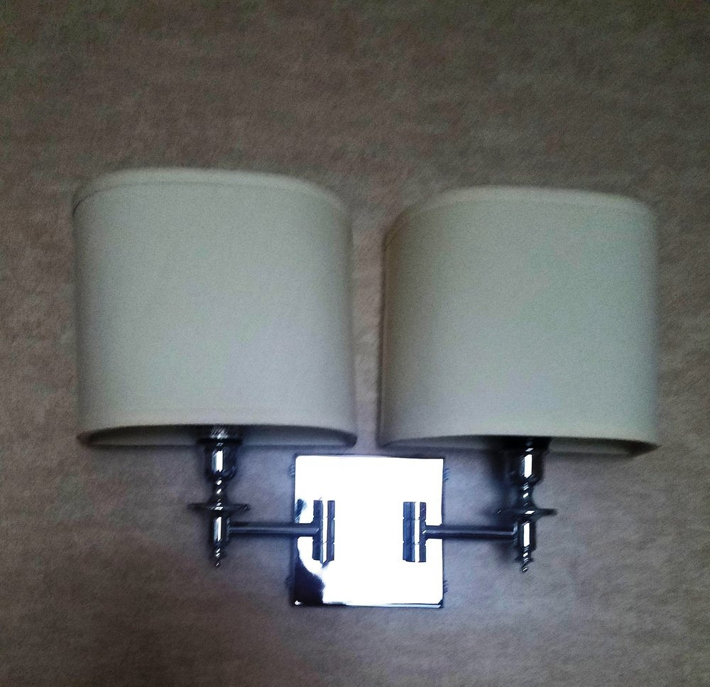 Double Sconce $20