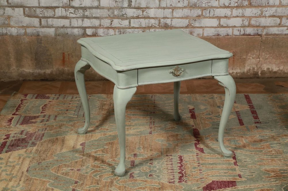 Side Table - Mountain Haze - $65
