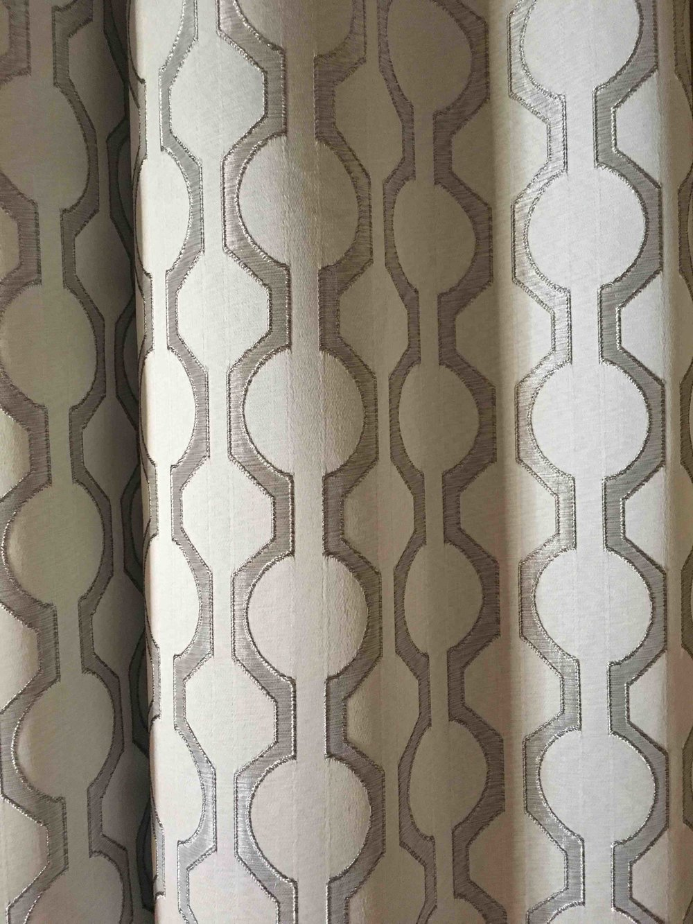 LP Patterned Curtains $120/set