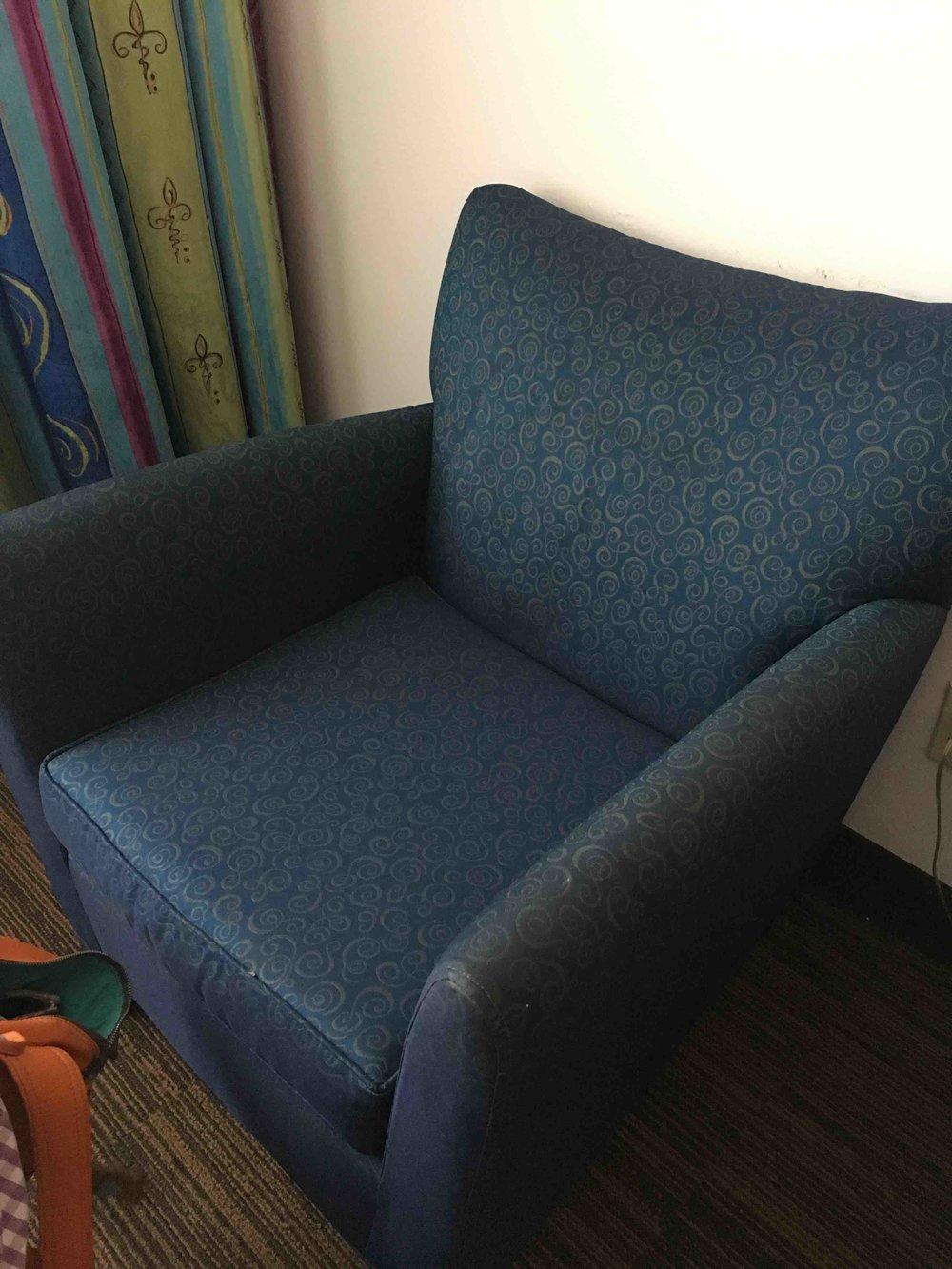 GB Armchair $38