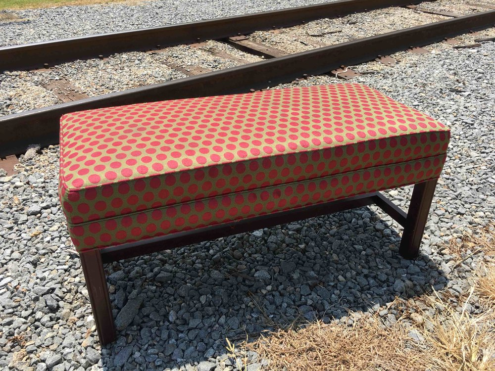 GB Polka Dot Bench $79
