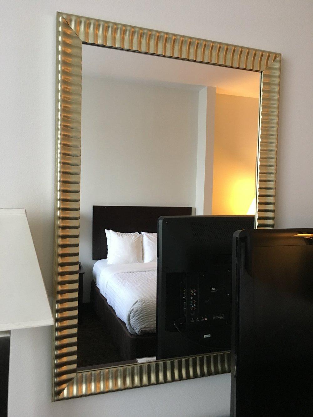 GB Vanity Mirror $35