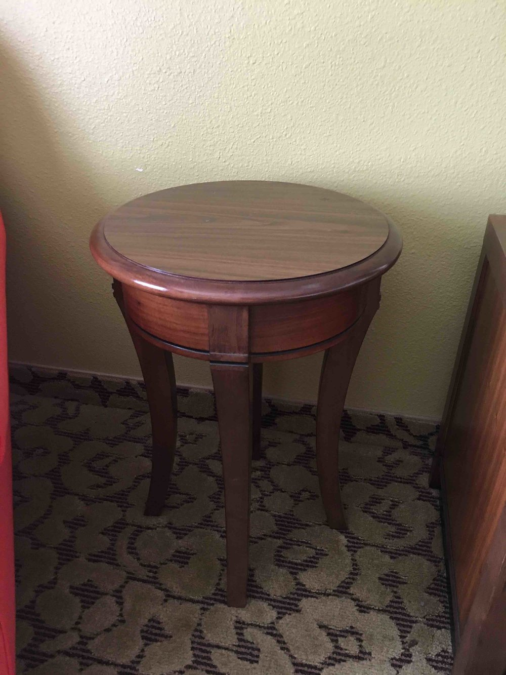 Round Side Table $39