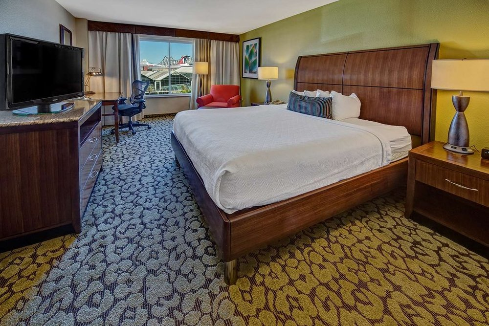 Hilton Garden Inn-King Room Layout - Complete Room Package Available