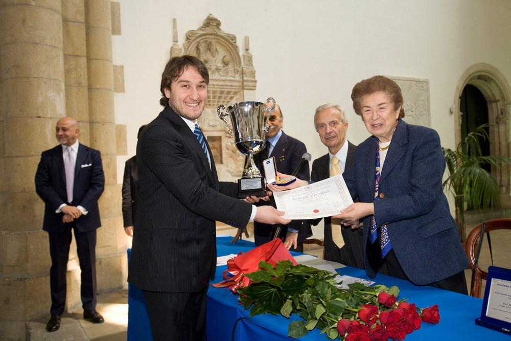 イタリアのサルトリア大会優勝