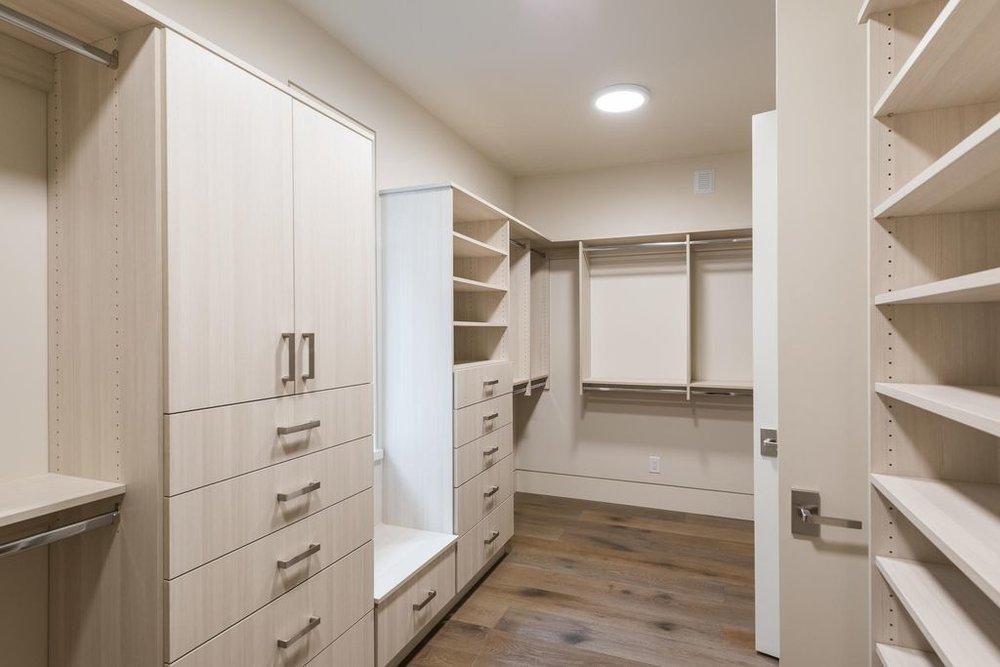 228 Monroe St. Denver, CO Master Closet