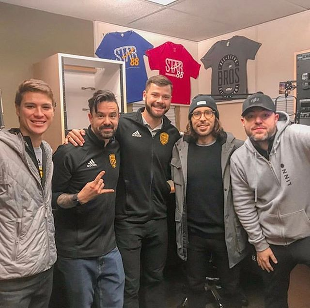 Players from New Mexico United stopped by the Morning Invasion this week! Miss their interview? Check out the podcast at Star88.fm
