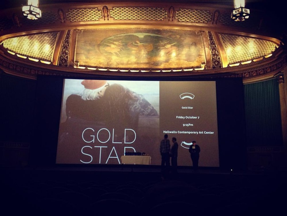 Gold Star screened at the 2016 Buffalo Film Festival on Friday October 7.