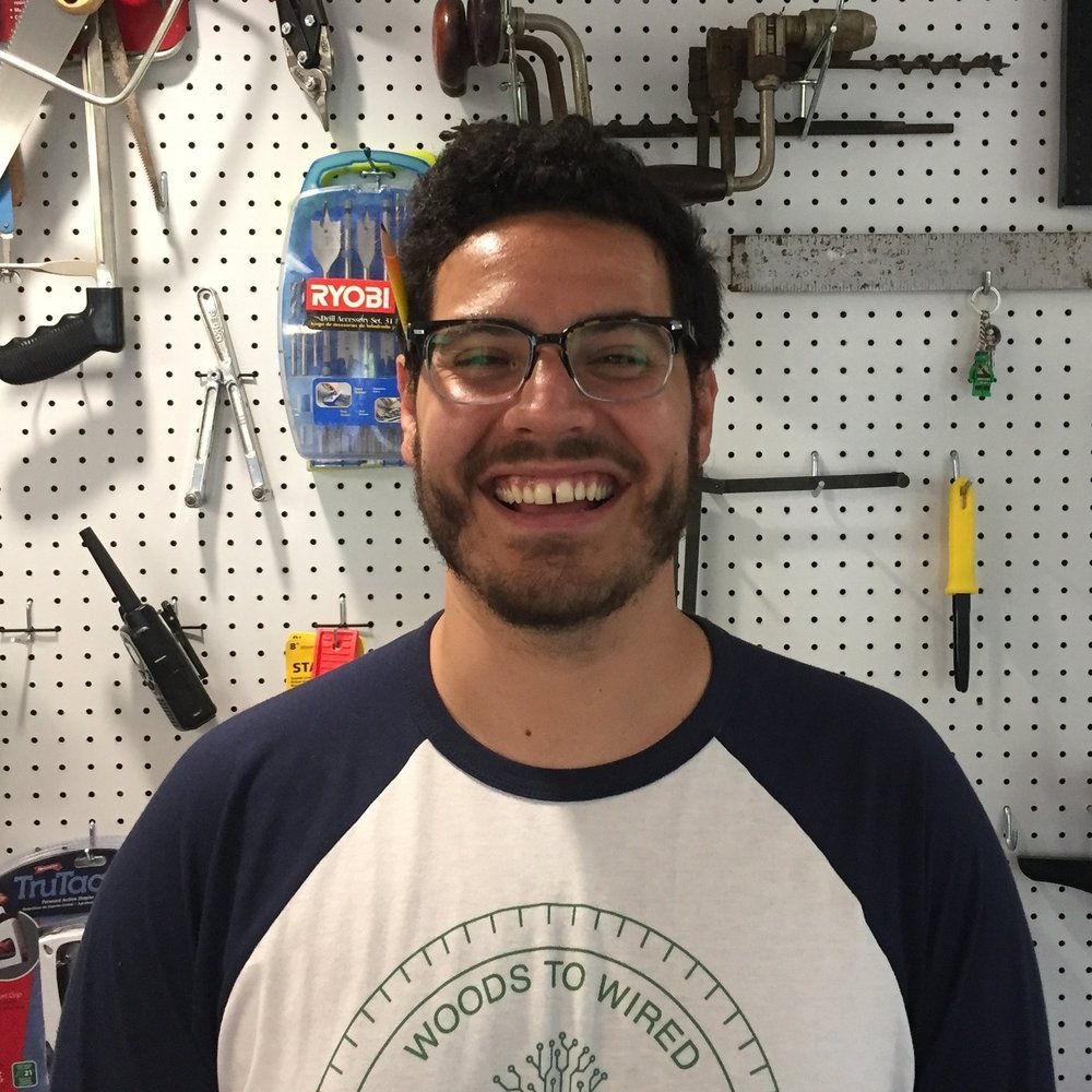 James DiCerbo, Tinkering Specialist
