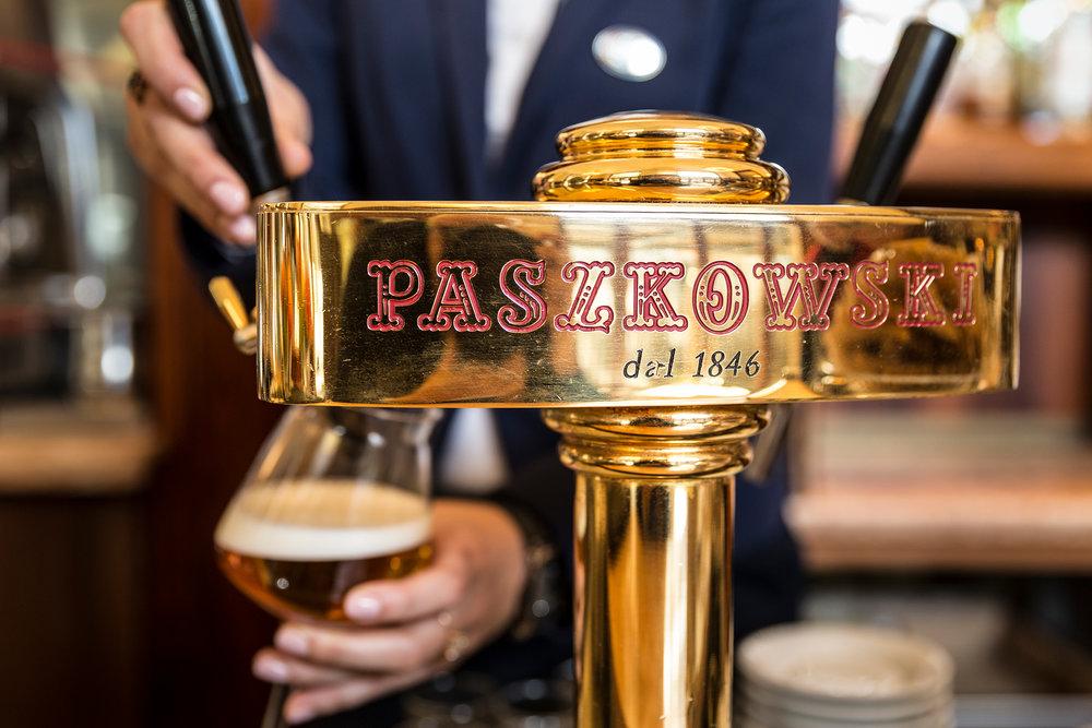 Caffè Paszkowski - Birra alla spina
