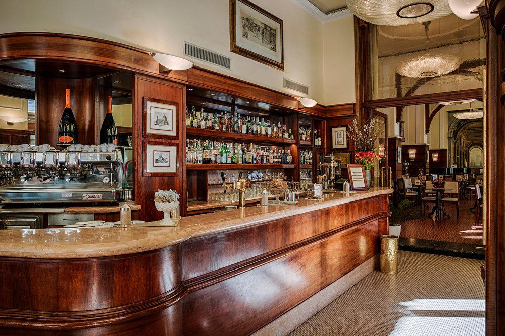 Caffè Paszkowski - il Bar