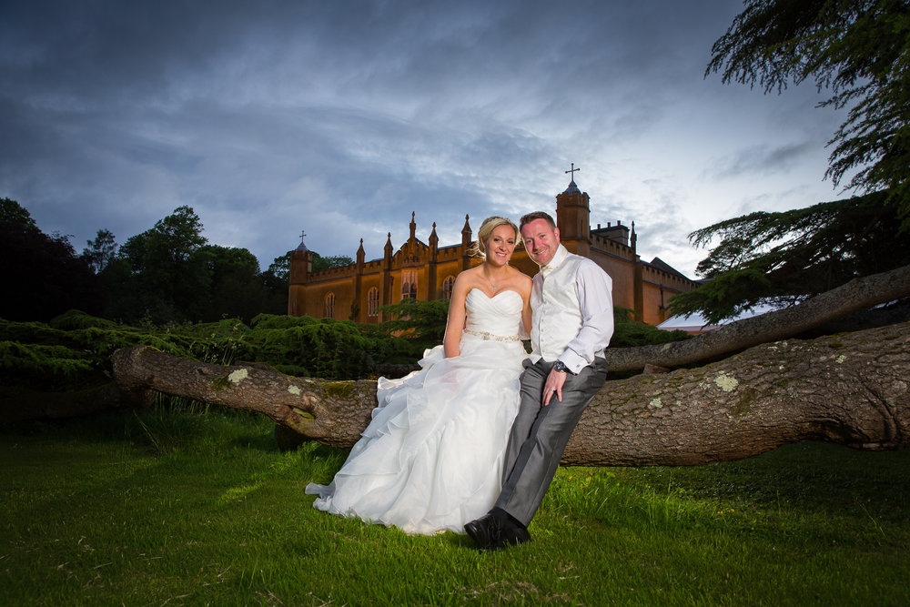 The Beautiful wedding of Tammy & Craig  Missenden Abbey  by Richard Puncheon Photography