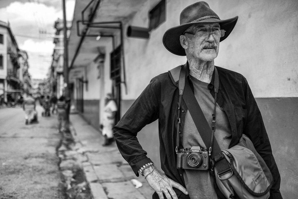 DAH in Havana Cuba, 2017. Photo by  Christopher Michel