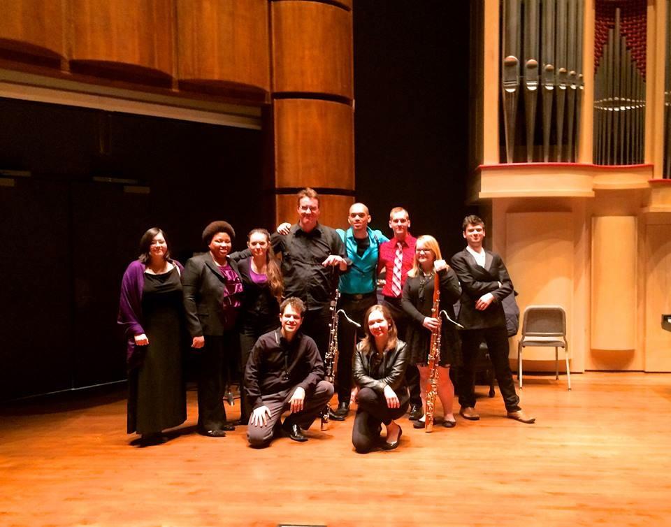 USC Bassoon Studio, 2014