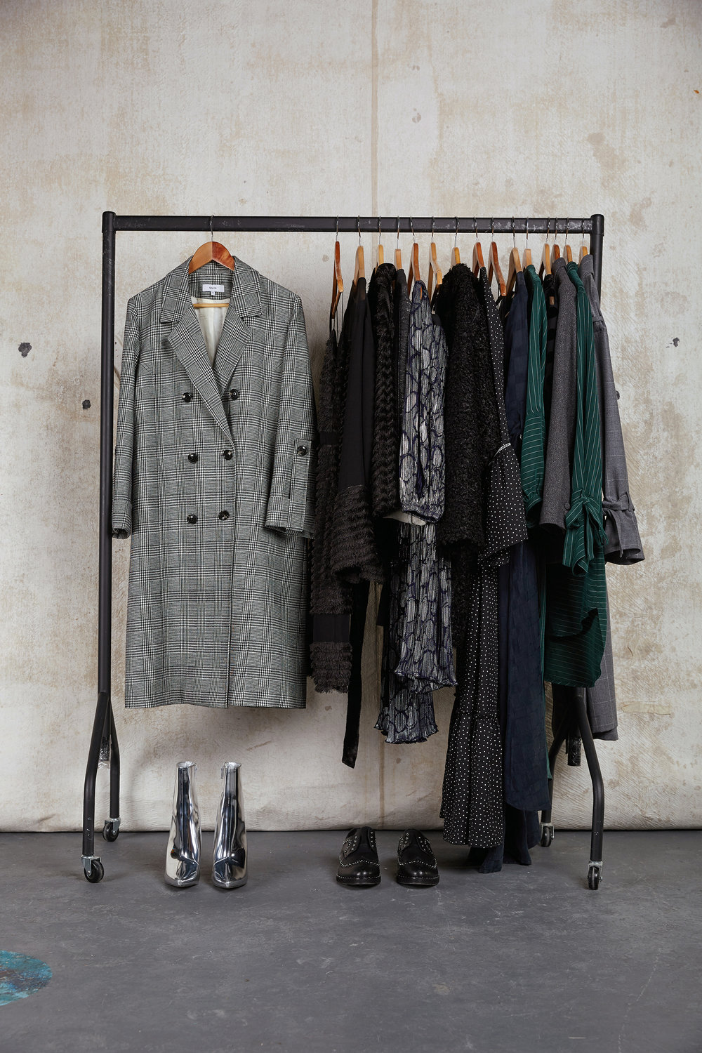 AUTUMN WINTER 18 - IN STORE NOW