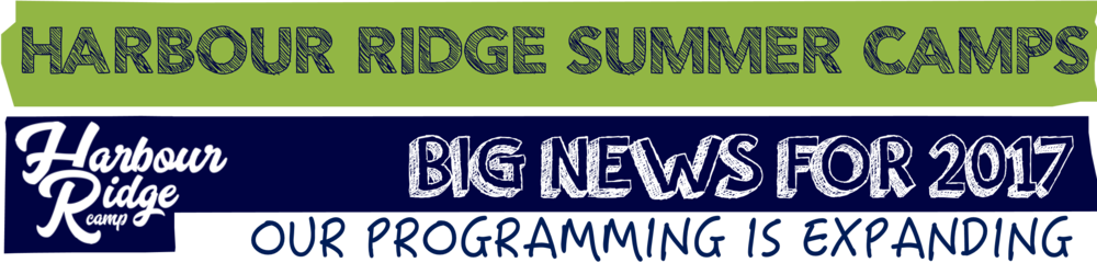 CHECK OUT WHAT IS HAPPENING THIS SUMMER AT HARBOUR RIDGE!