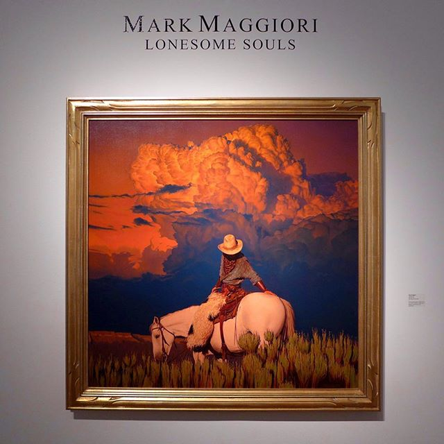 Thinking about Mark Maggiori's opening, and those clouds 😱 a lot today.  Amazing work.