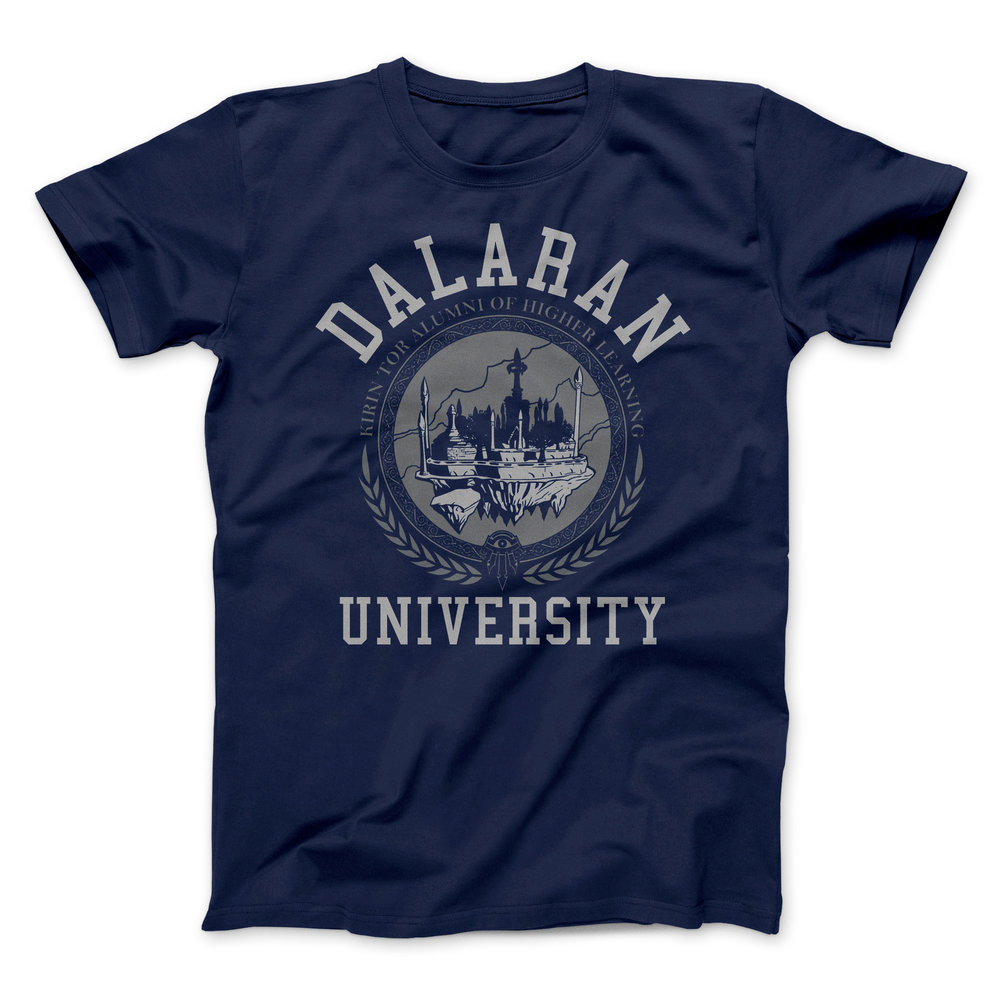 Warcraft - Dalaran University