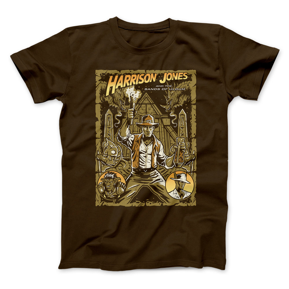Warcraft - Harrison Jones