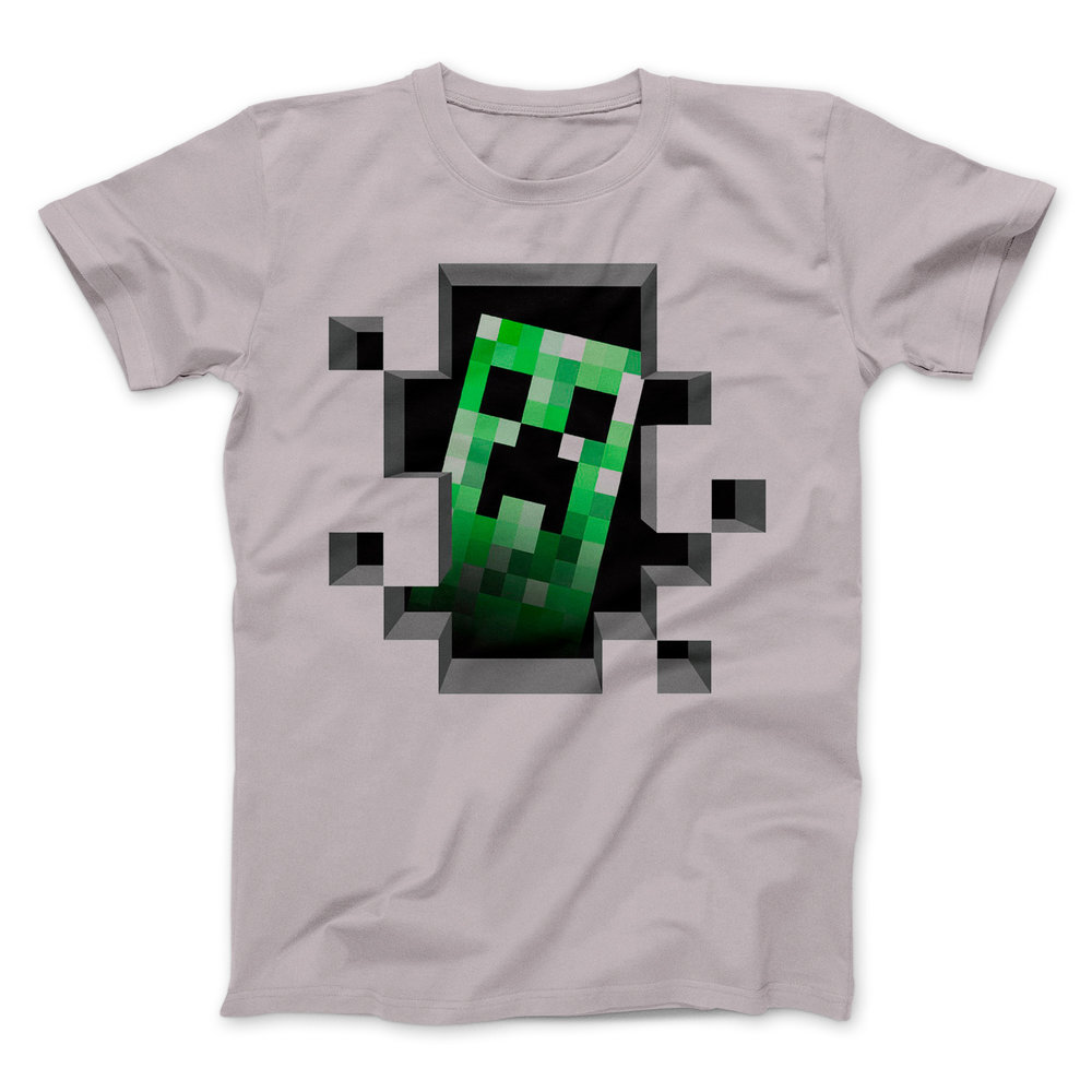 Minecraft - Creeper Inside