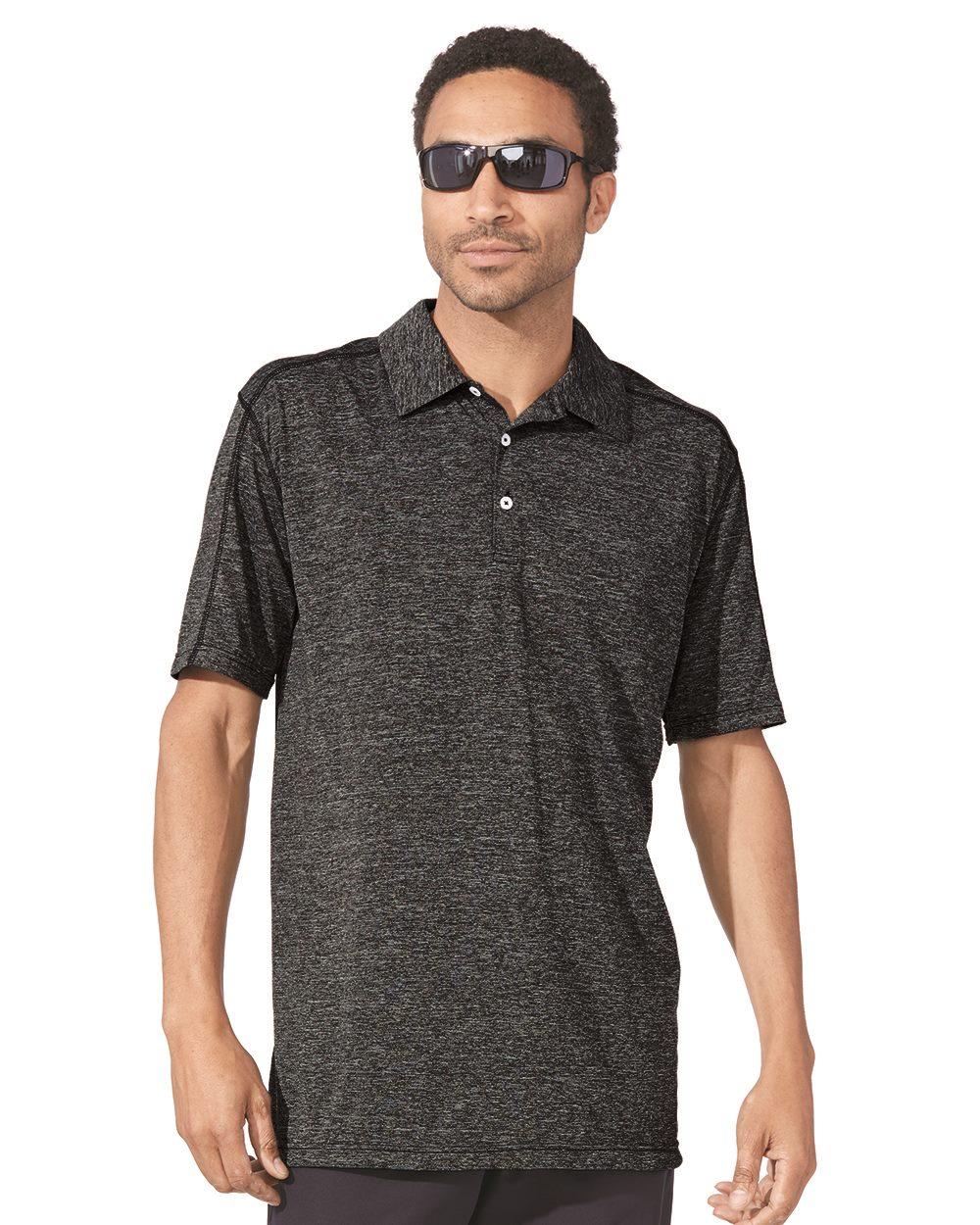FeatherLite - Value Cationic Sport Shirt blue dot apparel