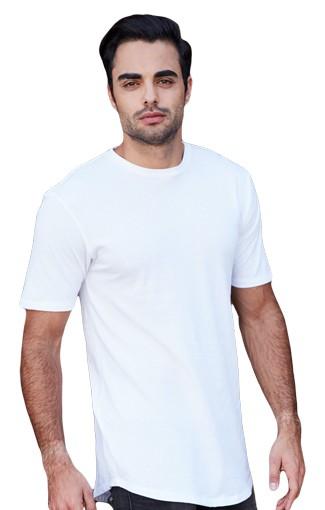 Next Level - Cotton Long Body Crew  blue dot apparel