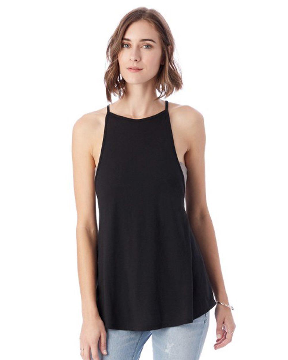 Alternative - Women's 50/50 VIP Tank Top blue dot apparel