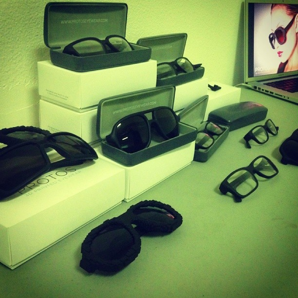 @owengeronimo Protos Eyewear #WearTechCon @WearTechCon