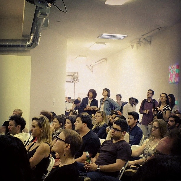 @owengeronimo audience #WearTechCon Design of #WearableTech #WearableTechnology #SFDW #SFDW14
