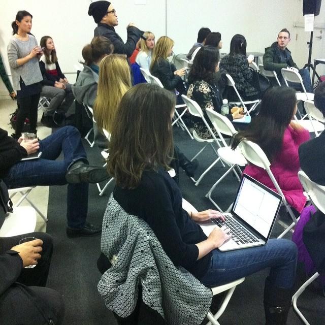 @fashiontechweek #ftw14 @fashiontechweek #weartechcon @weartechcon